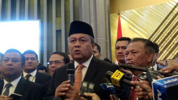 Gubernur Bank Indonesia, Perry Warjiyo, Kunjungi Sekolahnya Semasa SMP di Sukoharjo