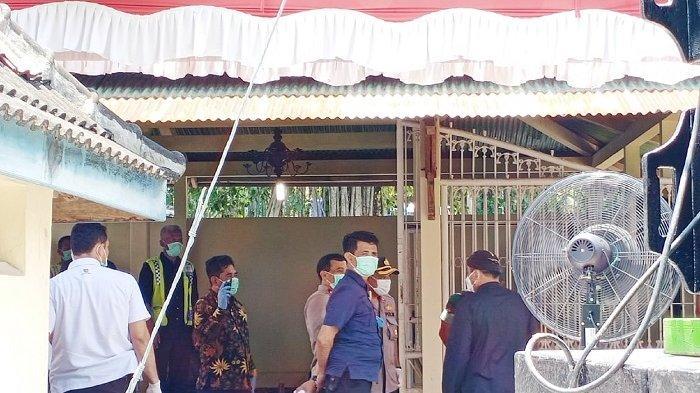Sangat Sederhana, Beginilah Penampakan Makam Keluarga Orang Nomor Satu di Indonesia Presiden Jokowi