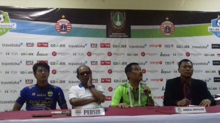 Ini Alasan Persib Bandung Tak Mau Lanjutkan Pertandingan Melawan Persija Jakarta di Solo