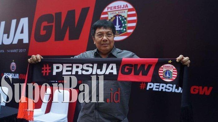 Persija Jakarta Masih Berhasrat Bisa Lakoni Laga Kandang di SUGBK