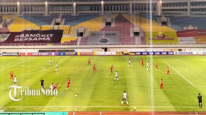 Kabar Baik, Pemerintah Pertimbangkan Suporter Boleh Nonton di Stadion, tapi Luhut Ajukan Syarat Ini