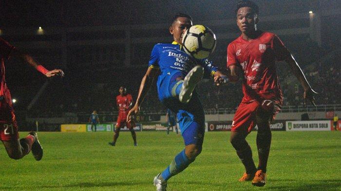 Hasil Akhir Persis Solo vs Persib Bandung :  Maung Bandung Beri Pelajaran untuk Tuan Rumah