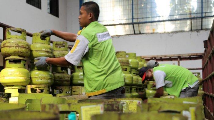 Pertamina Pastikan Stok LPG Aman selama Ramadan hingga Lebaran 2019