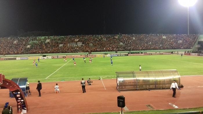 Pertandingan Persija Jakarta Vs Persiba Balikpapan di Stadion Manahan Solo Digelar Tanpa Penonton
