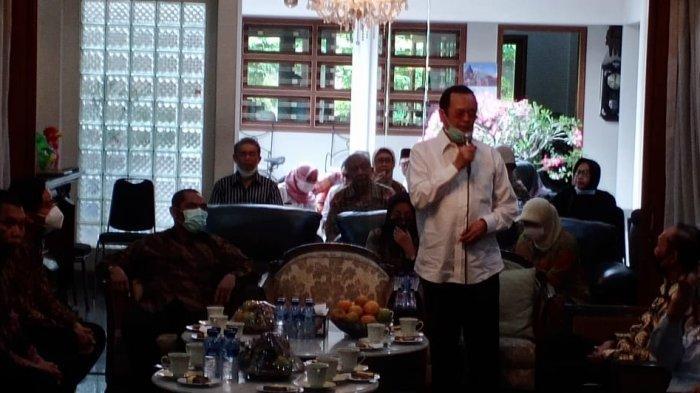 Bagi Tugas dengan FX Rudy, Achmad Purnomo Sebut Tak Ikut Antar Gibran - Teguh Daftar ke KPU