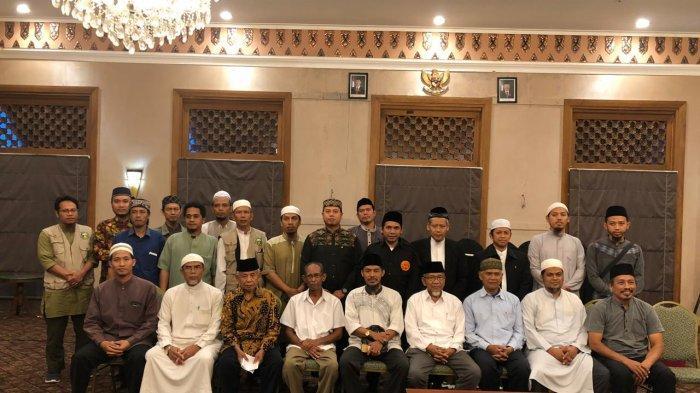 H-5 Pengumuman Pemilu, Ulama Pendukung Jokowi dan Prabowo di Solo Bentuk Forum Anti-Anarkis