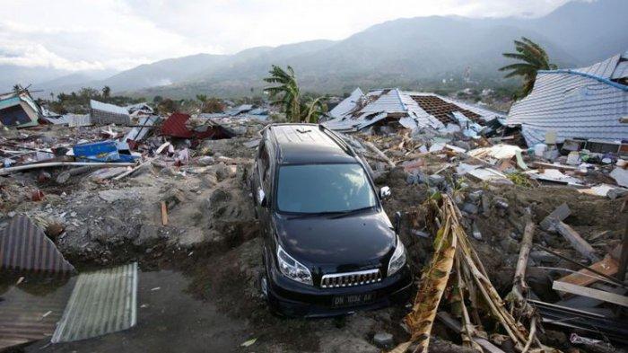 Kerugian dan Kerusakan akibat Gempa dan Tsunami di Sulteng Senilai Rp 18,48 Triliun