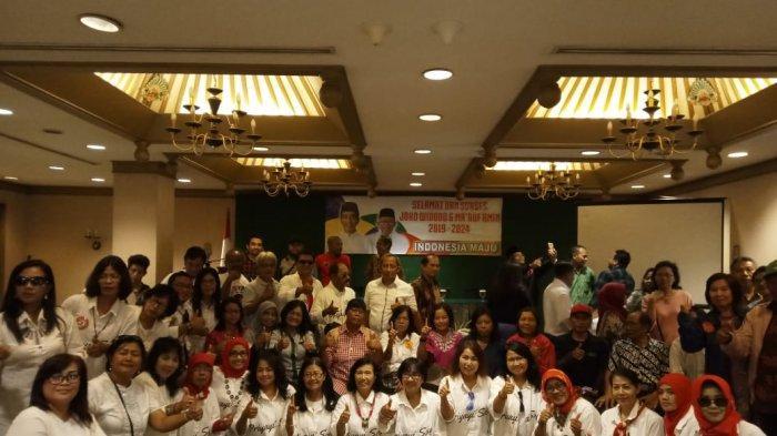 Perwakilan Puluhan Organisasi Relawan Jokowi-Ma'ruf Berkumpul, Sepakat Ikuti Imbauan Jokowi