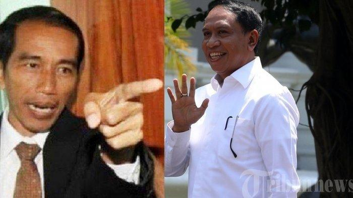 Pesan Jokowi untuk Menpora Baru soal Sepak Bola Indonesia: Usia Dini Bagus, Masuk Senior Kok. . .