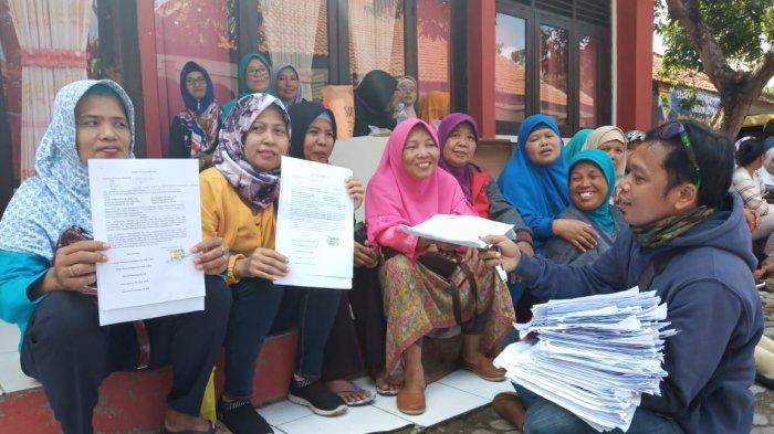 Pesangon PT Tyfountex Macet, Ratusan Mantan Karyawan Mengadu ke Dispenaker Sukoharjo