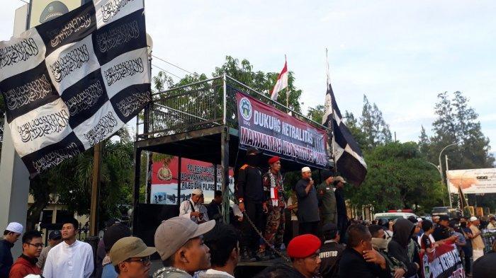 Sidang Sengketa Pilpres 2019 Dimulai, DSKS Meminta MK Jangan Lakukan Hal Tercela