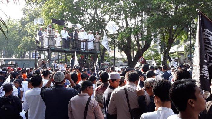 Habib Rizieq Shihab Disebut Segera Pulang ke Indonesia, Ini Reaksi PA 212 Soloraya