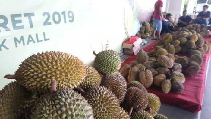 Panen Durian di The Park Mall Solo Baru, Hadirkan Ragam Cita Rasa Durian Jawa