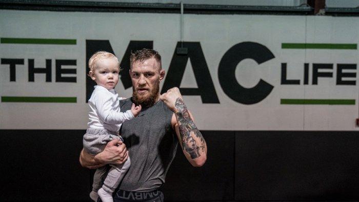 Conor McGregor Ungkap Rasa Bahagianya Menanti Kelahiran Anak Kedua