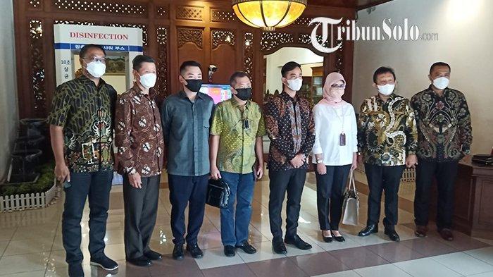 Tawarkan Digitalisasi UMKM, PT Zebra Nusantara Temui Wali Kota Solo Gibran