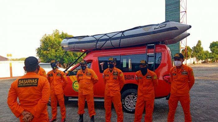 Basarnas Kirim Personel Cari Korban Tenggelam, Usai Perahu Terbalik di Waduk Kedung Ombo Boyolali