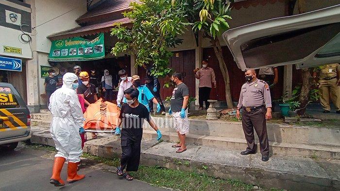 Bikin Geger Warga, Mayat Pria Ditemukan di Emperan Toko Pasar Triwindu Solo, Mata Dikerubungi Semut