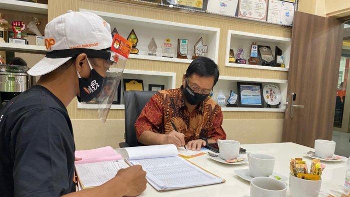 KPU Sukoharjo Cocokkan Data Pemilih, Begini Caranya Jika Daerah yang Dikunjungi Masih Lockdown Lokal