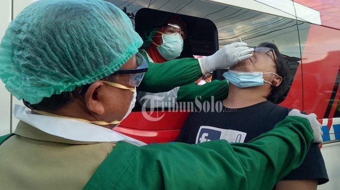 Niat Warga Bandung Cari Kerabat Hilang, Lewat Sukoharjo Malah Terjaring Operasi Antisipasi Mudik