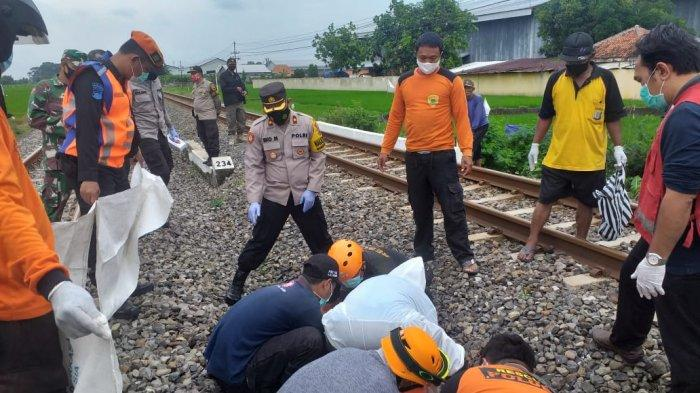 Perlintasan Kereta Tanpa Palang di Sragen Kembali Memakan Korban, Seorang Pengendara Motor Tewas
