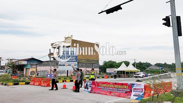 Baru Disekat Hari Ini, Jumlah Mobil di Tol Solo-Ngawi Merorot Jadi 8 Ribu, Biasanya 17 Ribu Unit
