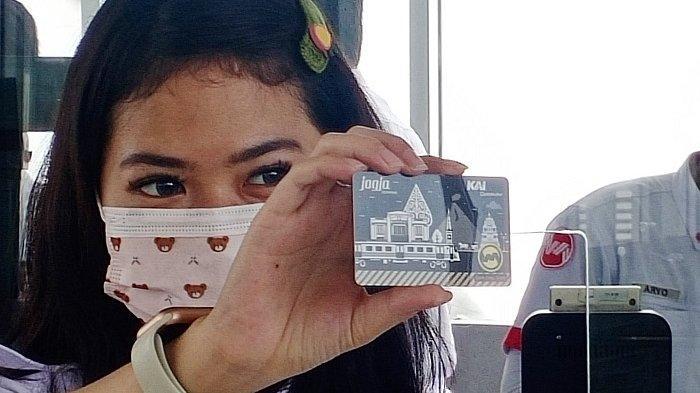 Ingat, Kartu Multi Trip KRL Solo-Jogja Seharga Rp 1 Cuma untuk Satu Orang Penumpang