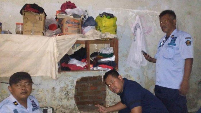 Tahanan Coba Kabur dari RutanKelas IA Surakarta: Dua Malam Jebol Tembok, dan Ditutup dengan Sajadah