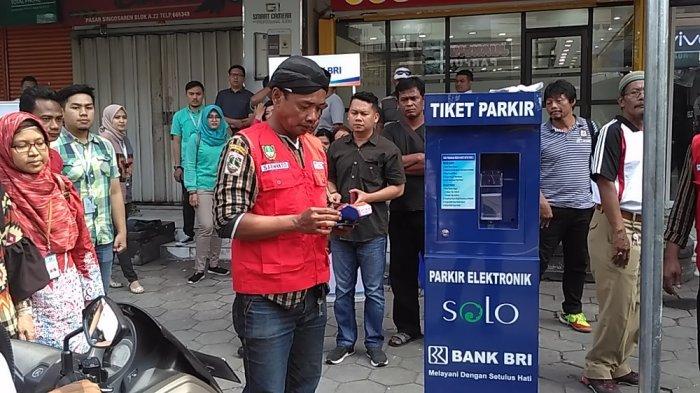 Terkait Perubahan Perda Tarif Parkir, DPRD Solo Minta Dishub Solo Paparkan Konsep Terlebih Dahulu