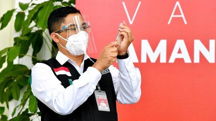 Bikin Lega, Warga Boyolali di Sekitar RS Covid-19 & Asrama Donohudan Diprioritaskan Disuntik Vaksin