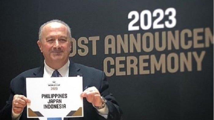 Bersama Jepang dan Filipina, Indonesia Terpilih Jadi Tuan Rumah Piala Dunia Basket 2023