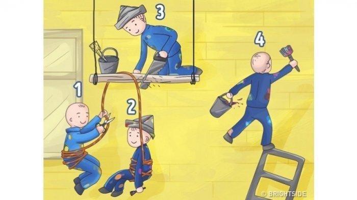 Tes Kepribadian - Pilih Satu Orang yang Menurutmu Paling Bodoh, Dapat Ungkap Karaktermu Sebenarnya