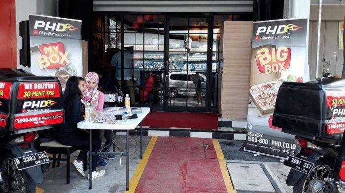 Pizza Hut Delivery Resmi Buka di Nusukan, Solo, Tinggal Telepon Pesanan Siap Diantar