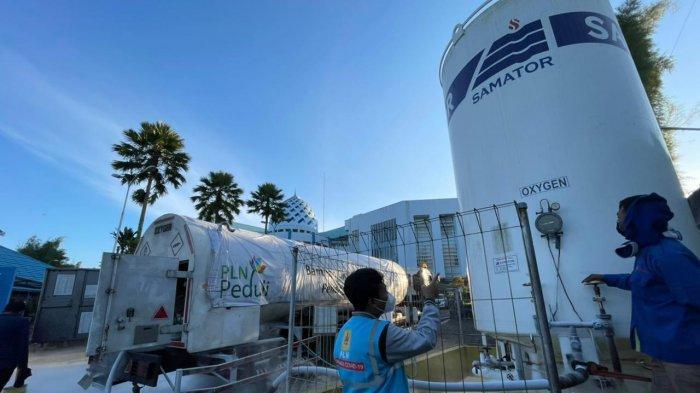 PLN Kembali Bantu Atasi Kekurangan Oksigen di Rumah Sakit, Salurkan Hingga 21,9 Ton Oksigen