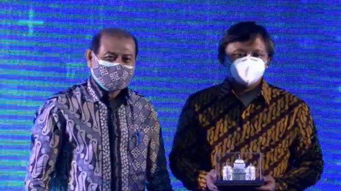 PLN Raih Penghargaan Mitra Investasi Terbaik dari BPKH RI