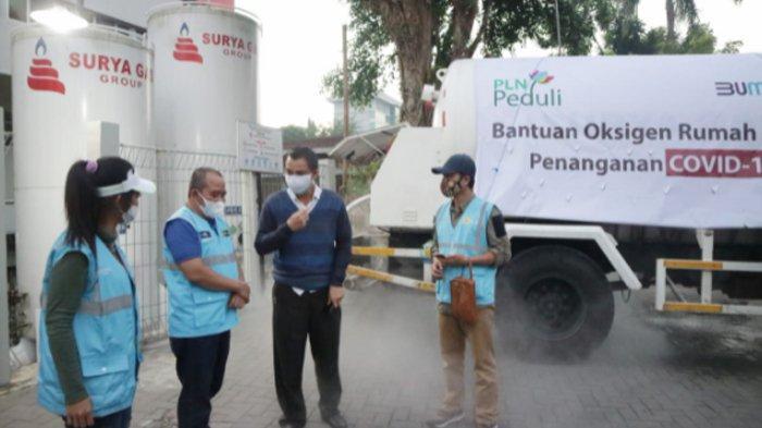 PLN Gerak Cepat Bantu Atasi Kekurangan Oksigen di RSUP Sardjito Jogja