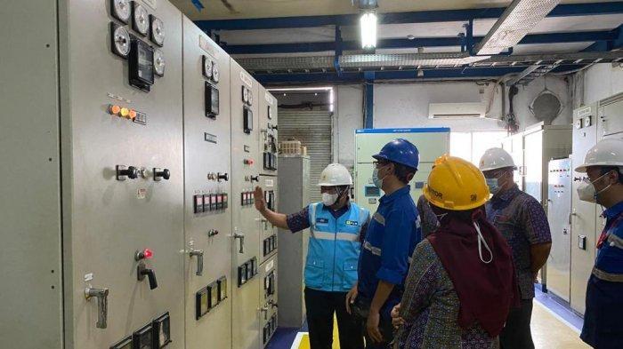 Siaga Penanganan Covid-19, PLN Jaga Keandalan Listrik Pabrik Oksigen di Jawa dan Bali