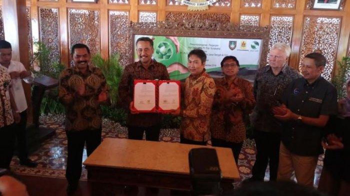 Kota Solo Jadi Pilot Project Pengembangan PLTSa Metode Gasifikasi
