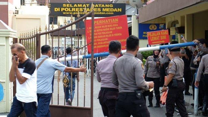 Seusai Insiden Ledakan di Polrestabes Medan, Polres Sragen Tingkatkan Pengamanan