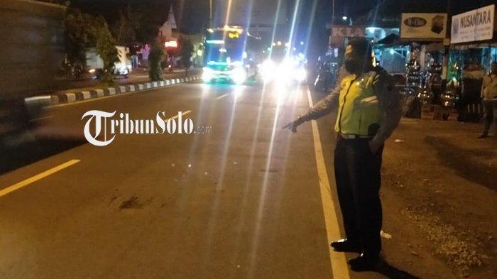 Sering Dirazia, Jalan Ahmad Yani Kartasura Masih Digunakan Balap Liar, Kini Menelan Korban Jiwa