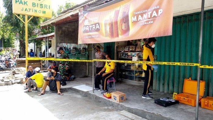 Terungkap,Terduga Pembunuh Pemilik Toko di Blitar Sempat Terekam CCTV, Kenakan Hoodie dan Masker