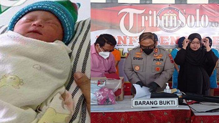 BREAKING NEWS : Ini Sosok Pembuang Bayi di Wonogiri yang Dicokok Polisi,Ternyata Masih di Bawah Umur