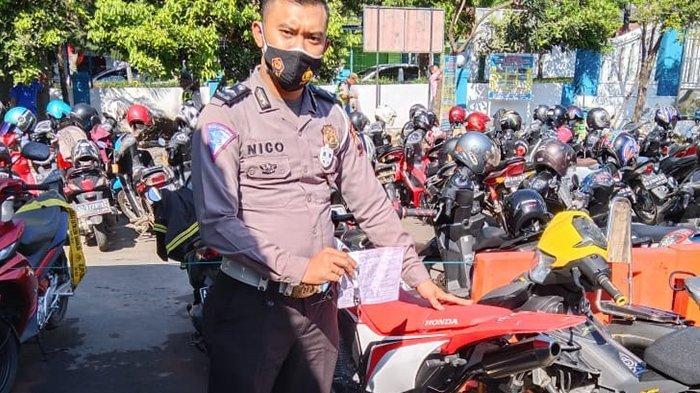 Viral Aksi Jumping Pengendara Honda CRF di Boyolali, Tak Sadar Direkam Polisi: Kini Motor Ditahan