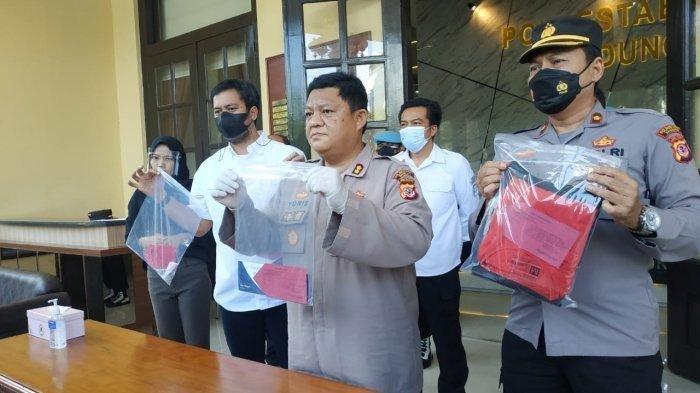 Sadis, Terlilit Banyak Hutang Hingga Rp 460 Juta,  Pria Asal Bandung Nekat Bunuh Bos Plastik