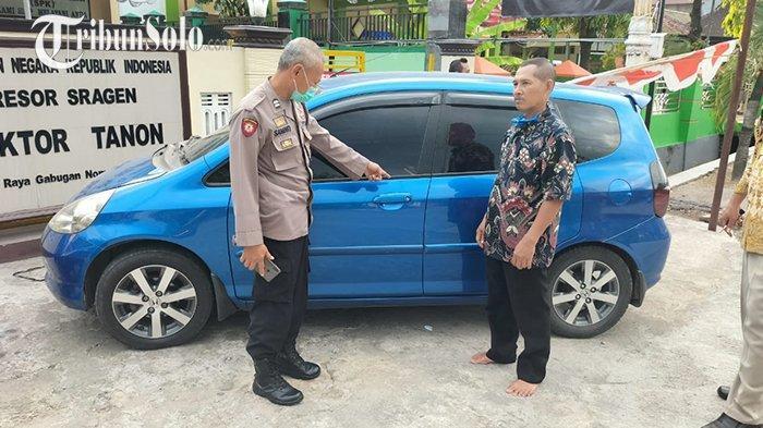 Kasus Mobil PNS Asal Nganjuk Dibobol Maling di Sragen, Polisi Telusuri Lewat CCTV