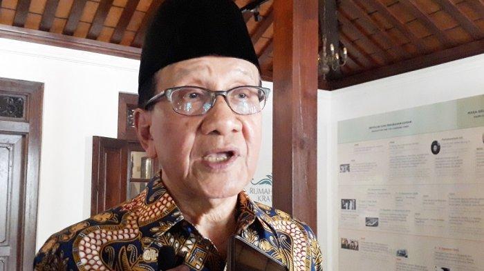 Akbar Tanjung Apresiasi Kinerja MK, Percaya Para Hakim Agung Miliki Integritas