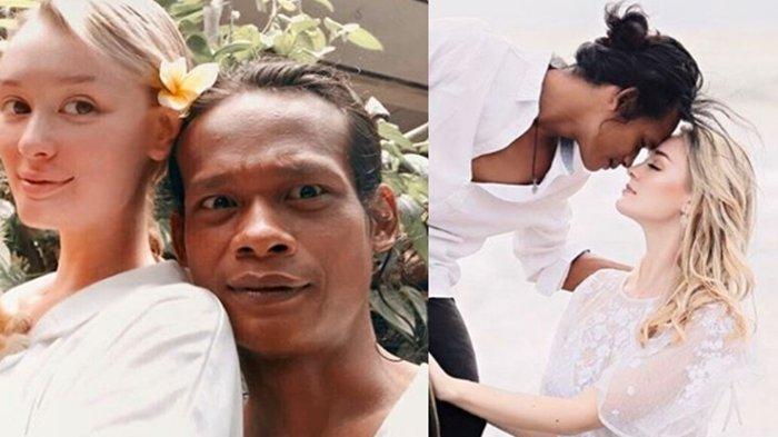 Ingat Nur Khamid dan Polly Alexandrea? Rumah Tangga Diterpa Isu Tak Sedap, Sang Suami Buka Suara