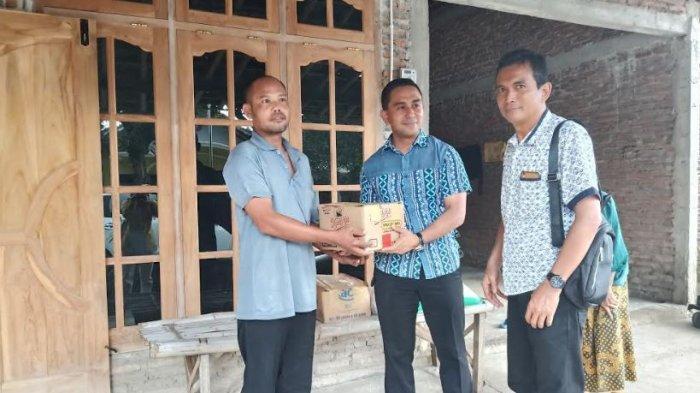 Polres Sukoharjo Beri Bantuan kepada Sumarno, Sopir Taksi yang Dianiaya Penumpang di Solo Baru