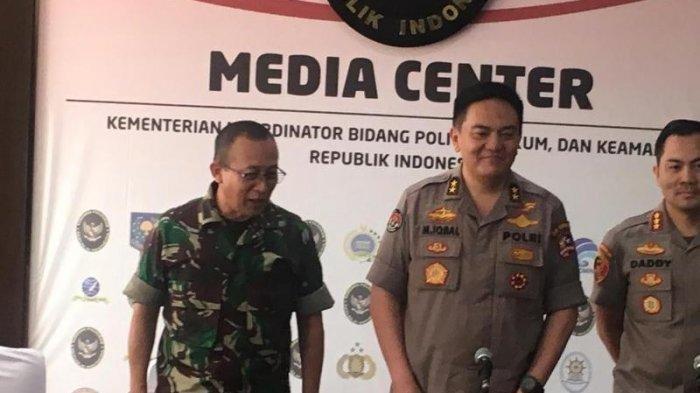 Polisi Kuak Peran HM, Tersangka Penyalur Dana Rp60 Juta untuk Demo, 15 Ribu SGD untuk Bunuh 4 Tokoh