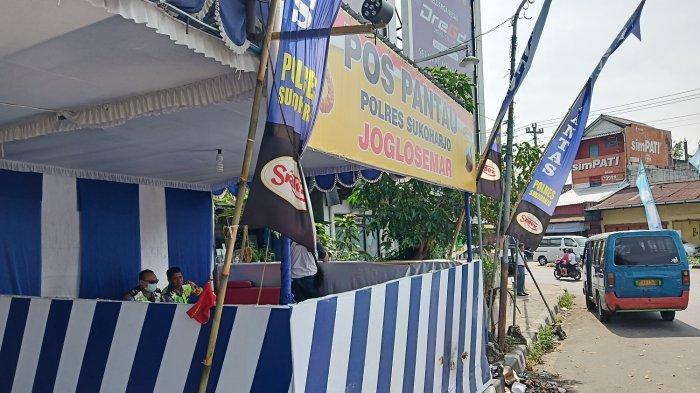 Empat Pospam di Sukoharjo Ditutup, Pos Pantau Kartasura Masih Bersiaga