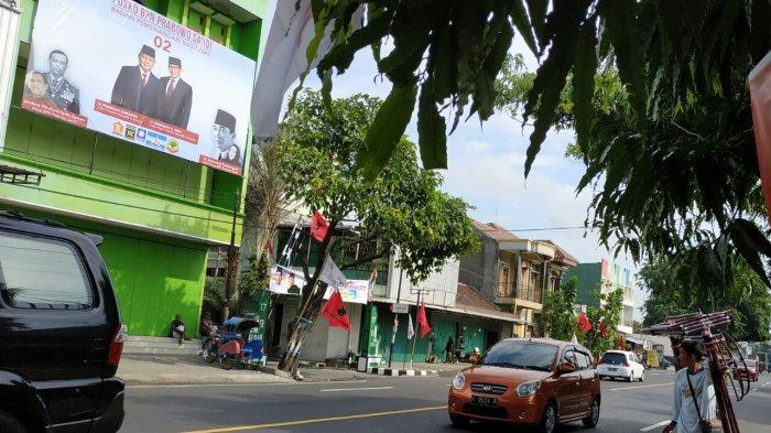 Jelang Peresmian Posko BPN Prabowo-Sandi, Ketua RT Sebut Pihak BPN Telah Berikan Surat Pemberitahuan